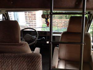 fiat campervan front cab