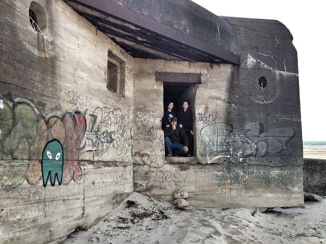war bunker near dunkirk