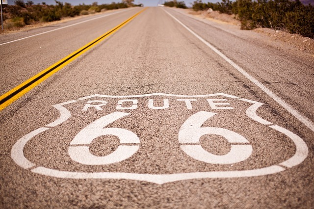 how to do route 66 on a budget