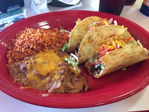 taco tuesday on route 66 in new mexico