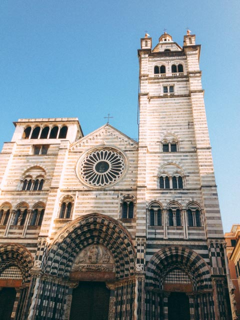 Cattedrale di San Lorenzo Genoa