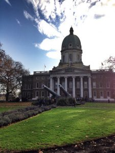 Imperial War Museum in London