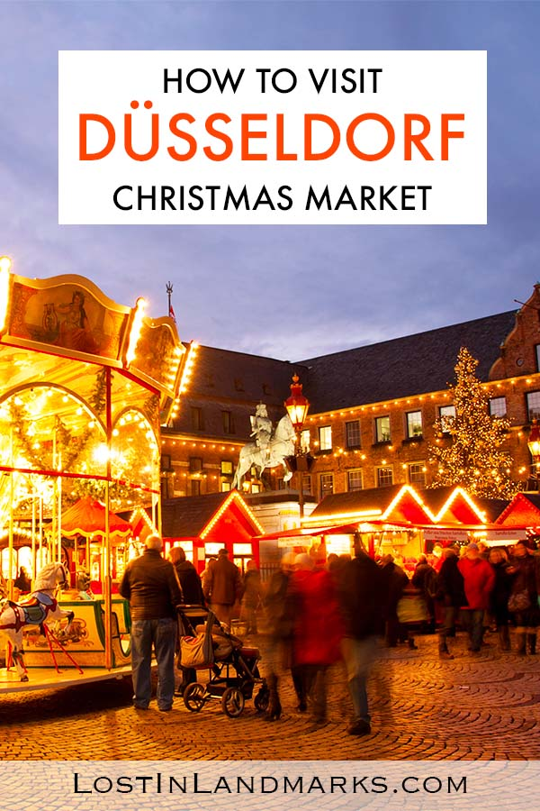 Dusseldorf is a great place to experience german Christmas markets and a great city break too. Xmas Markets | German Christmas markets | Germany Christmas | Dusseldorf Christmas Altstadt | Weekend city break | Europe Christmas markets