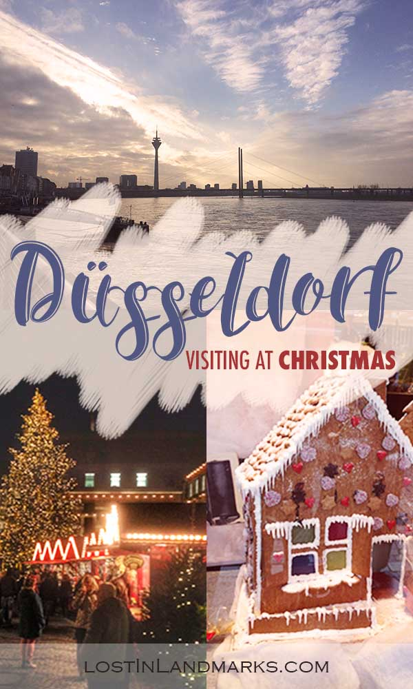 Dusseldorf is a great place to experience german christmas markets and a great city break too #christmasmarkets #christmastravel