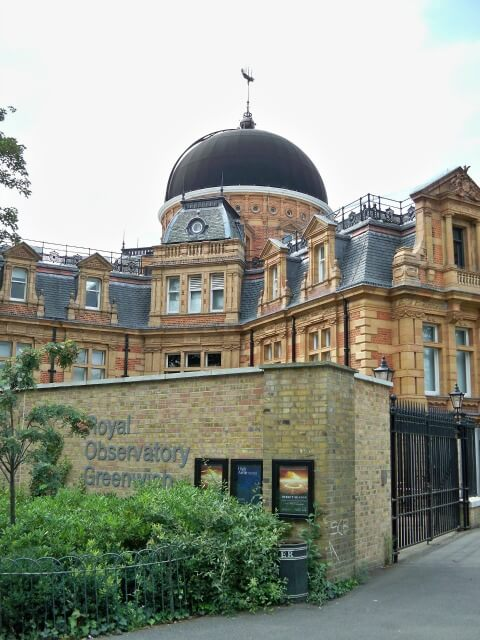 greenwich royal observatory in London