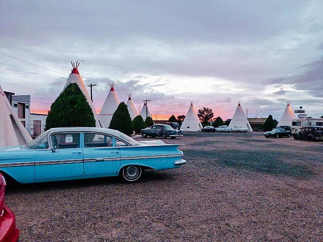 The best historic hotels on Route 66 you cannot miss!