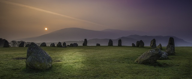 lake-district castlerigg