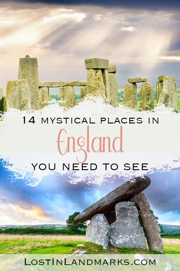 England is full of mystical, historical and ancient sites like Stonehenge and Avebury and they should definitely be on your bucket list of things to do if you visit the UK. Here's a list of some great places to go in England if you love history #englandtravel #uktravel