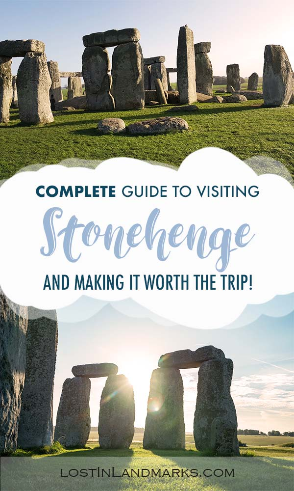 tips on visiting Stonehenge in England, UK and how to tick it off your bucket list without wondering whether it will be worth it! Includes how to get there from London and how to buy tickets #uktravel #englandtravel
