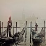 going to venice in winter