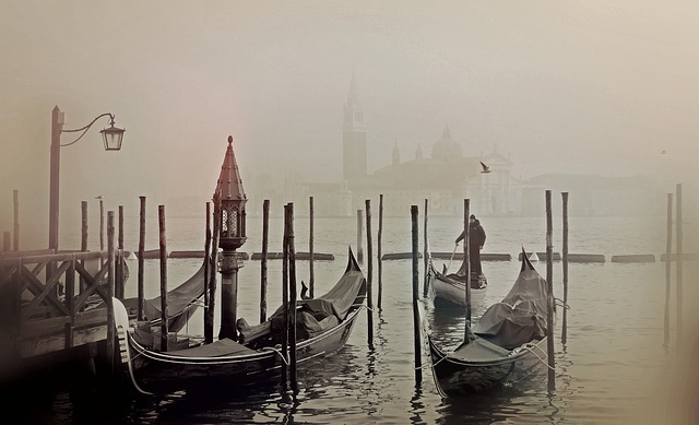 Venice in winter – romantic or just wet?