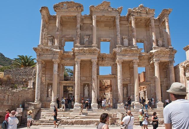 historical places - ephesus
