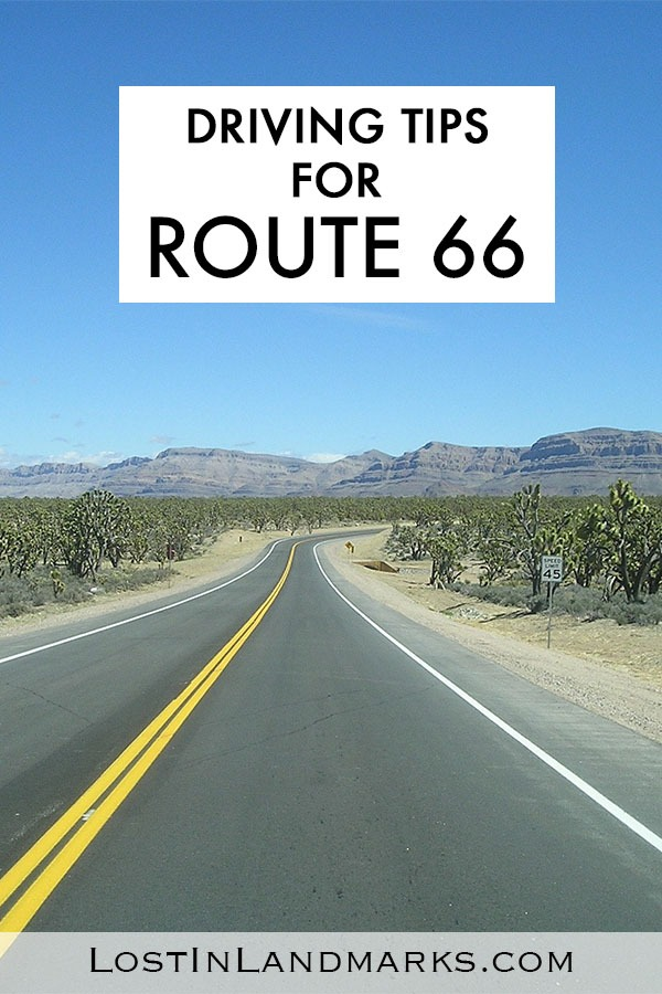 Ultimate Route 66 planning guide with all your questions answered! From itinerary planning to booking hotel and renting a car you'll find all the information and driving tips here #route66