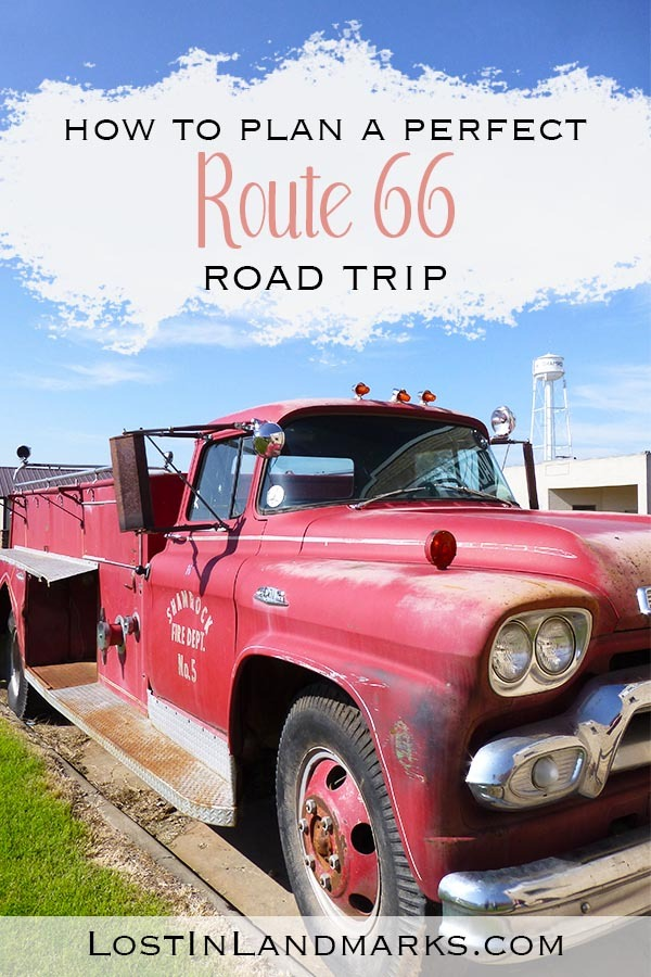 Ultimate Route 66 planning guide with all your questions answered! From itinerary planning to booking hotel and renting a car you'll find all the information here to see all the neon, all the small towns and all the mother road in her glory! #route66