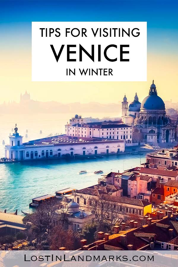 Winter is a great time for a short break to Venice as it's much quieter. There's carnival to enjoy too. Here's some tips and things to do in Venice in winter. Venice city break | Venice Carnival | Winter in Venice #italytravel #europetravel