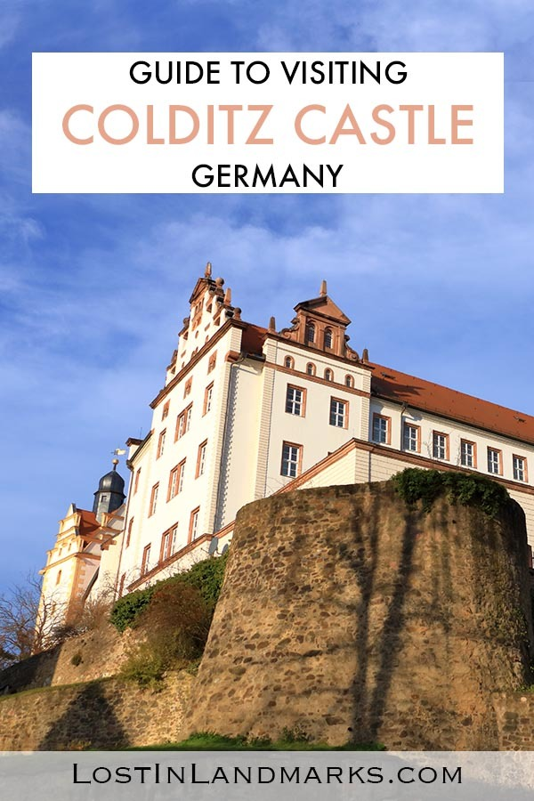 Colditz castle in Germany was a famous world war two prison which saw many daring escapes. Visiting Colditz castle is a great thing to do either as a day trip from Leipzig, Dresden or Berlin. A must see historic German castle. Germany travel | Europe travel | Germany WW2 sites | German castles