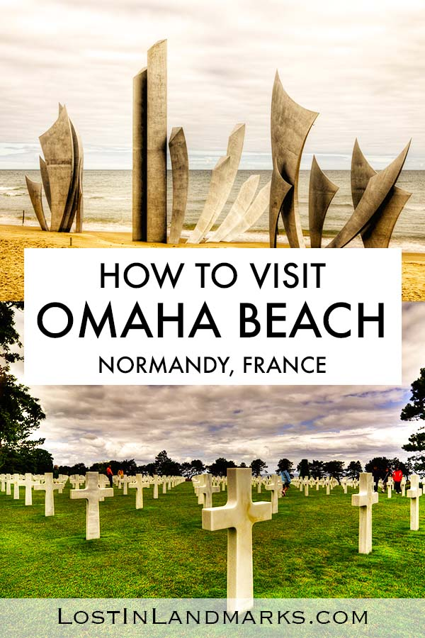 The Normandy beaches in France are definitely a bucket list place to visit. The landing sites were really important in World War 2 and trips to this area include museums, memorials and artefacts left over from the fighting. British, Canadian and American soldiers all fought here and it's a popular pilgrimage site. Omaha beach | Utah beach | D-Day landings