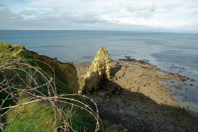 pointe du hoc normandy france