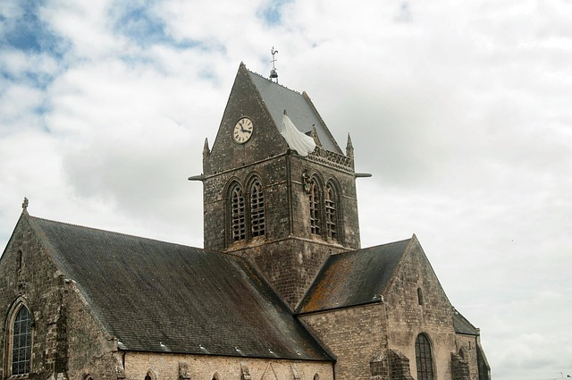 st mere eglise normandy airborne