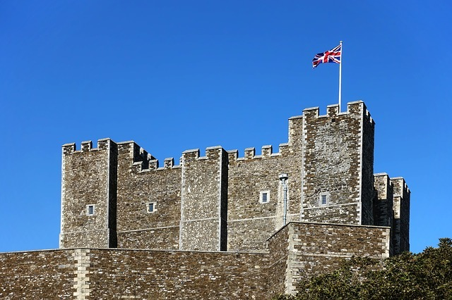 Dover castle day trip from London