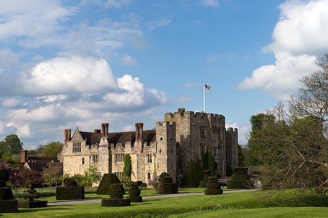 Hever castle near London