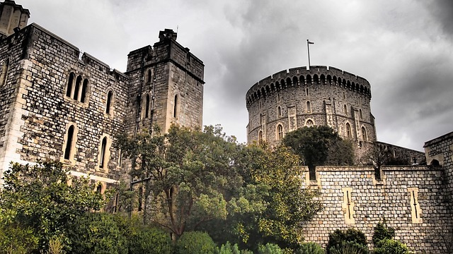 Windsor Castle visit from London