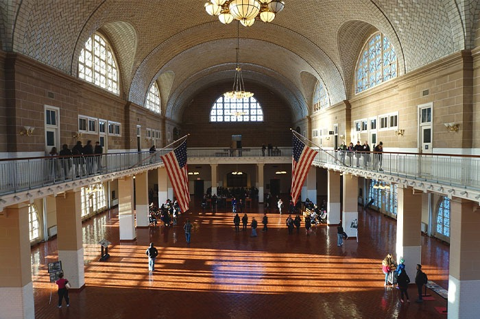 ellis island historical nyc