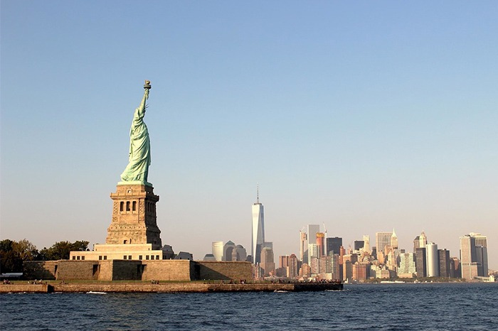 statue of liberty history of nyc