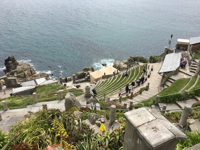 Guide to visiting Minack Theatre