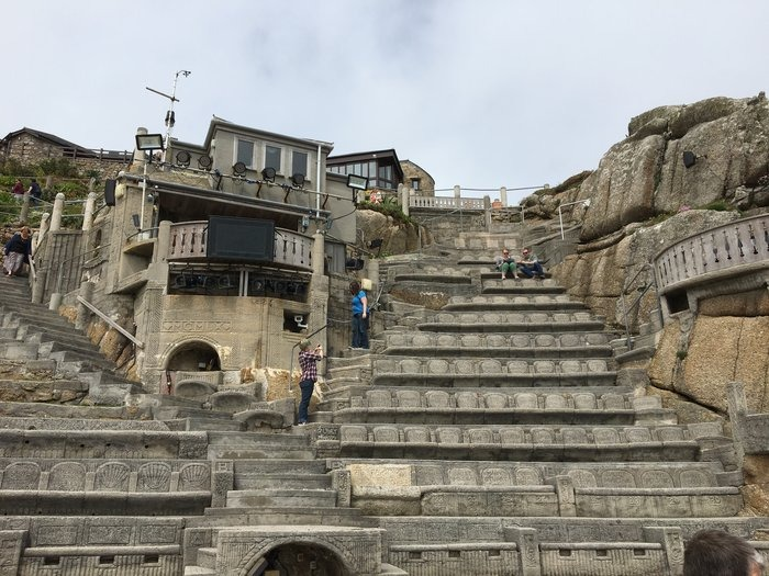 Minack Theatre Cornwall UK