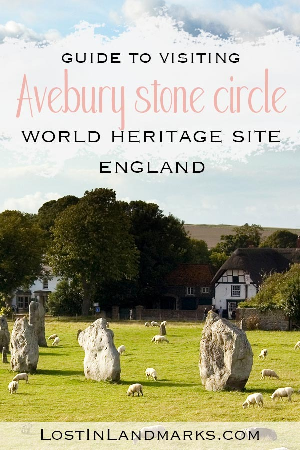 Avebury stone circle is a world heritage site in England where you can get up close to the standing stones unlike it's neighbour Stonehenge. This destination guide will help you on your visit to this quaint English village that's filled with history.