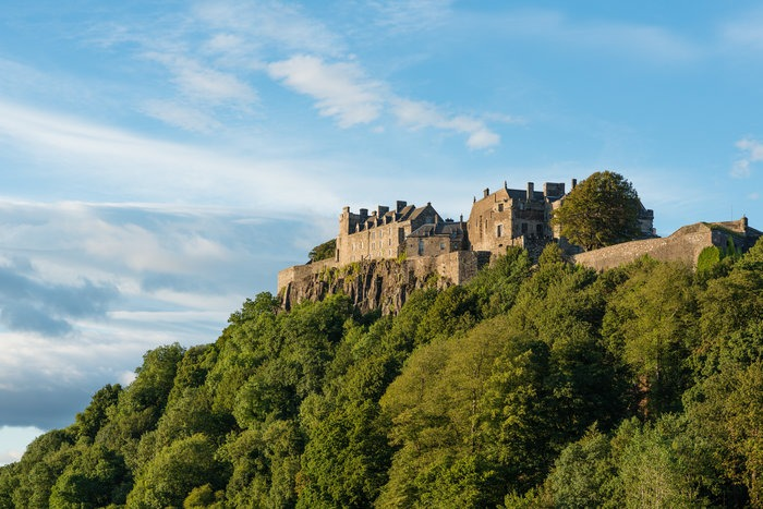 The best castles near Edinburgh to visit