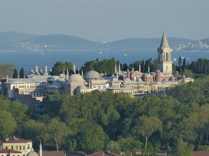 Topkapi Palace Istanbul sights