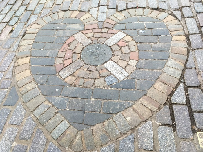 heart of midlothian edinburgh royal mile