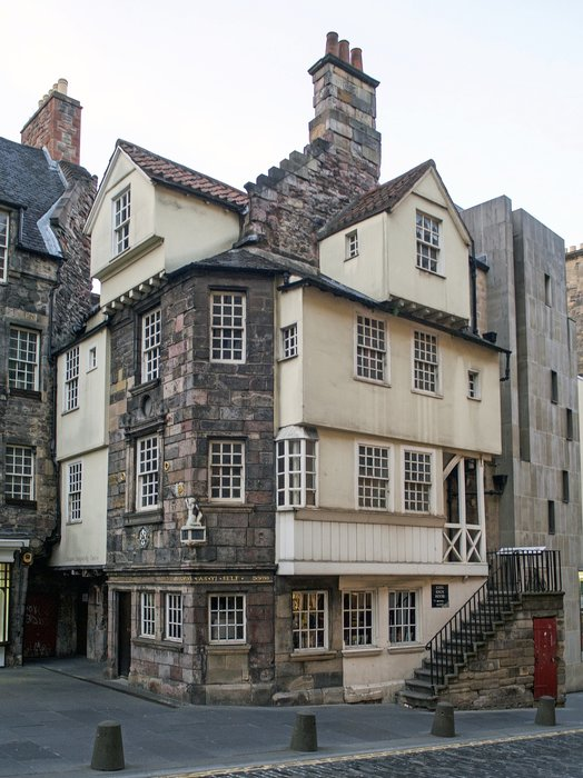 john knox house royal mile edinburgh