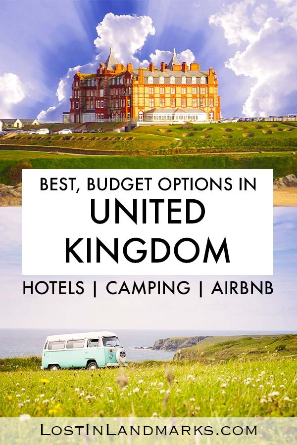 It's not impossible to find budget accommodation in the UK. There are budget hostels, hotels and other options too not to mention camping and housesitting! Here's 7 different ideas for your next vacation to England, Scotland or Wales. #uktravel