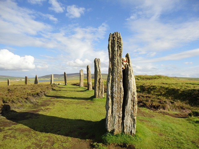 Ring of Brodgar Orkney Scotland