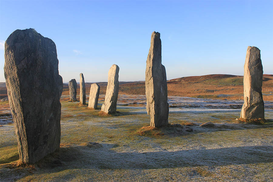 callanish an ancient site in scotland