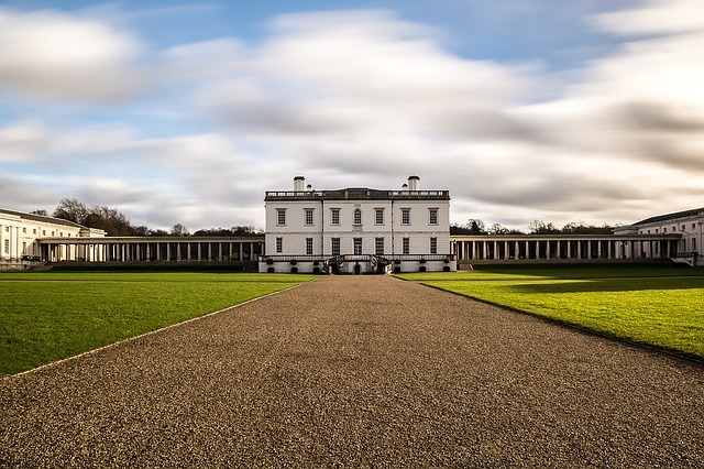 queens house greenwich london