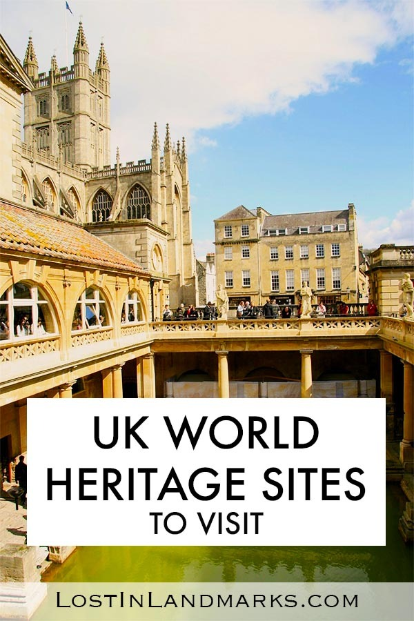 A complete list of UNESCO world Heritage sites in the UK. We're talking ancient sites like Stonehenge to Victorian Mills, mining history and even abandoned islands. This covers UNESCO sites in Scotland, England, Wales and Northern Ireland. Perfect for any lovers of history who are traveling to Britain and would like to visit these beautiful historic sites. UK historic sites   UK world heritage sites   UNESCO sites in UK