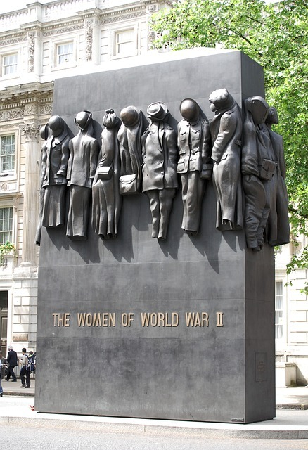 women in ww2 memorial
