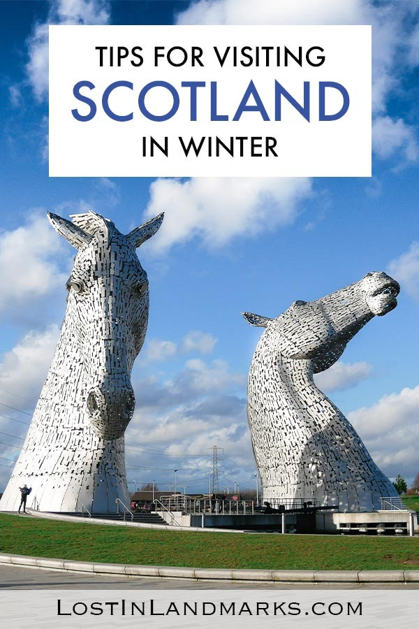 Tips for visiting Scotland in winter including the best places to go, what to wear and what to bring as well as driving tips for all over the country. Scotland in Winter | Visiting Scotland | Scotland Winter Trip